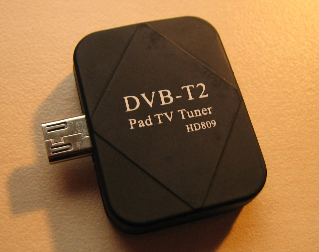 Linux and DVB: Failing with a Sin Hon TDH 601 / HD809 USB dongle